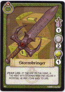 MiniMonFa: Stormbringer Promo