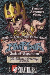 MiniMonFa: Undead Expansion
