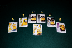 Minions Challenge Card Game