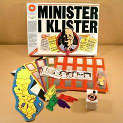 Minister i klister