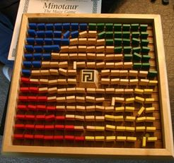 Minotaur: the Maze Game