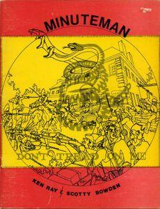 Minuteman; Don't Tread On Me