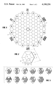 Miscellaneous Game Patent