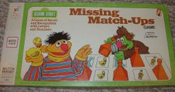 Missing Match-Ups: Sesame Street