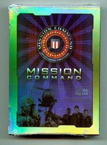 Mission Command Card Game