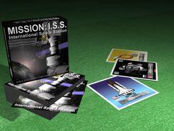 MISSION: I.S.S.