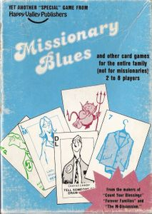 Missionary Blues