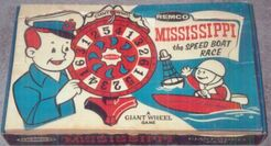 Mississippi -- The Speed Boat Race