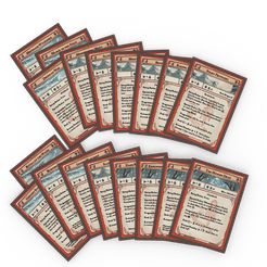 Mistfall: Encounter Pack 1