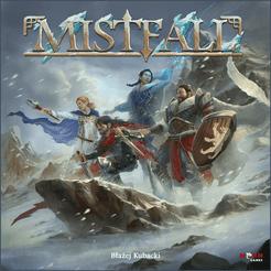 Mistfall: Kickstarter Edition