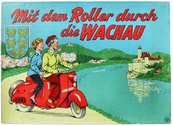 Mit dem Roller durch die Wachau