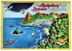 Mit Hindenburg und Zeppelin nach Amerika