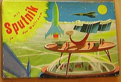 Mit Sputnik in den Weltraum