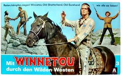 Mit Winnetou durch den Wilden Westen