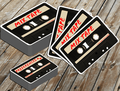 Mix Tape: The Card Game