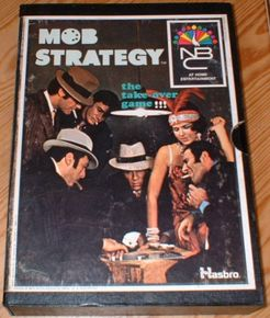 Mob Strategy: The Takeover Game