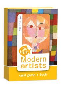 Modern Artists Go Fish for Art
