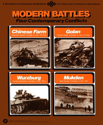 Modern Battles: Four Contemporary Conflicts