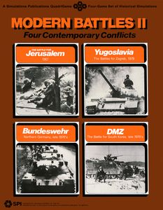 Modern Battles II: Four Contemporary Conflicts