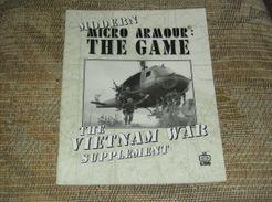 Modern Micro Armour: The Game – The Vietnam War Supplement