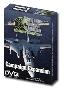 Modern Naval Battles: Global Warfare – Campaign Expansion
