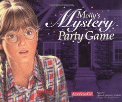 Molly's  Mystery Party Game A Spy on the Home Front