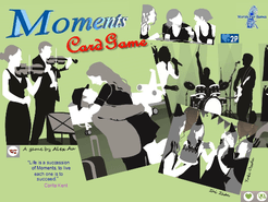 Moments Card Game