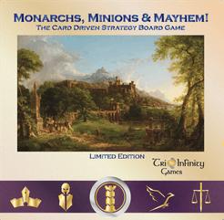Monarchs, Minions & Mayhem!