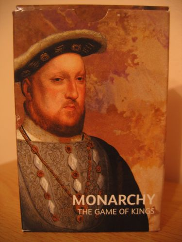 Monarchy: The Game of Kings