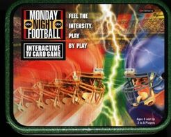 Monday Night Football: Interactive TV Card Game
