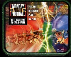 Monday Night Football: Interactive TV Card Game