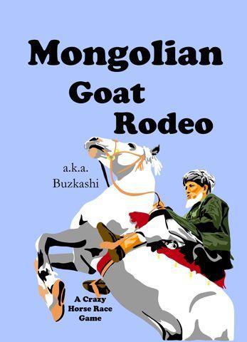 Mongolian Goat Rodeo