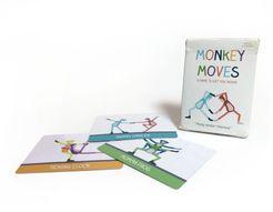 Monkey Moves Game