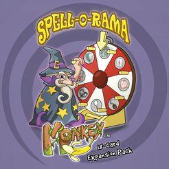 Monkey: Spell-O-Rama