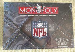 Monopoly: 1999 NFL Gridiron