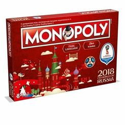 Monopoly: 2018 FIFA World Cup Russia