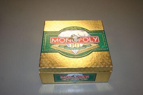 Monopoly: 60th Anniversary Edition (1935-1995)
