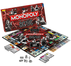 Monopoly: AC/DC Collector's Edition
