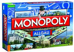 Monopoly: Allgäu