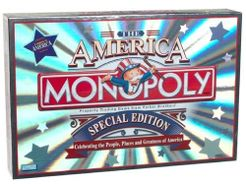 Monopoly: America Special Edition