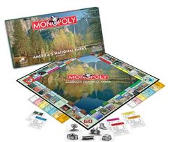 Monopoly: America's National Parks Edition