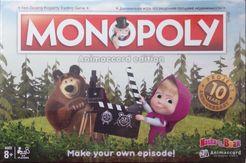 Monopoly: Animaccord Edition