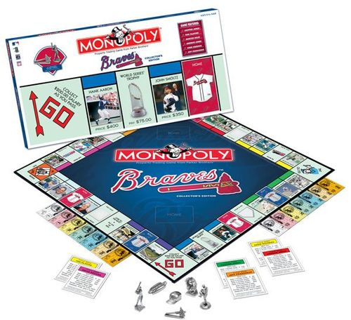 Monopoly: Atlanta Braves