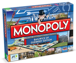 Monopoly: Bailiwick of Guernsey