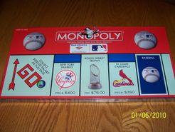 Monopoly: Bank of America Baseball