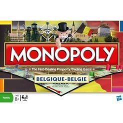 Monopoly: België-Belgique