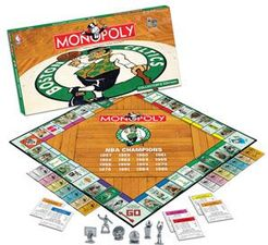 Monopoly: Boston Celtics Collector's Edition