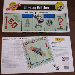 Monopoly: Boston Edition