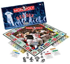 Monopoly: Boston Red Sox 2004 World Series Champions