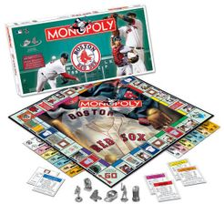 Monopoly: Boston Red Sox
